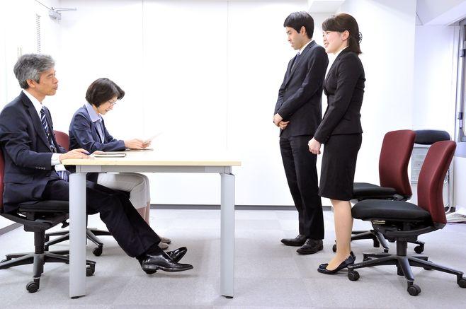 採用で大切なのは、面接官に魅力があるか