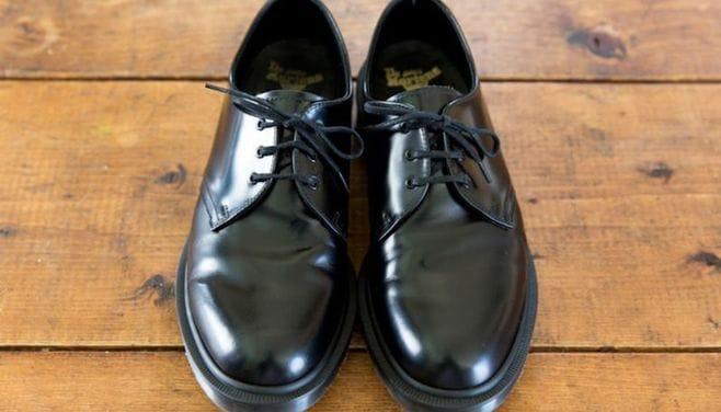 ピッカピカ!これが新品以上に光る靴磨きだ