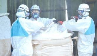 行き場を失う、横浜市の放射能汚染焼却灰