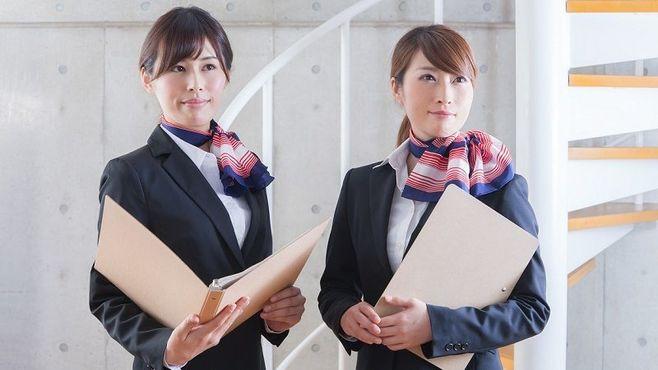 あなたの「客室乗務員」試験準備は間違いだ!