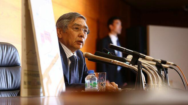 日銀の黒田総裁、残る2年でレガシーを残せるか