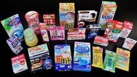"""How Kobayashi Creates """"Magical Drugs"""" Sought by Chinese Tourists"""