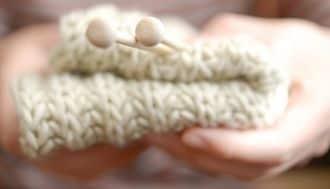 気仙沼「一生もののセーター」ができるまで