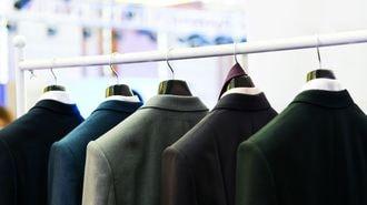 スーツは「何着持っている」のが適量なのか