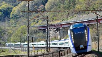 カーブを速く走れる「列車」の知られざる進化