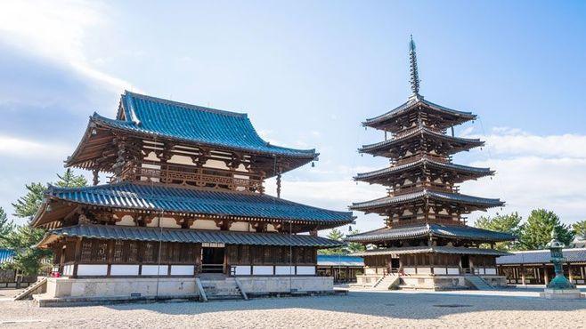奈良でリセット!大人のパワースポット3選