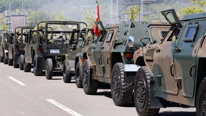 防衛省・自衛隊の装備調達人員は、少なすぎる