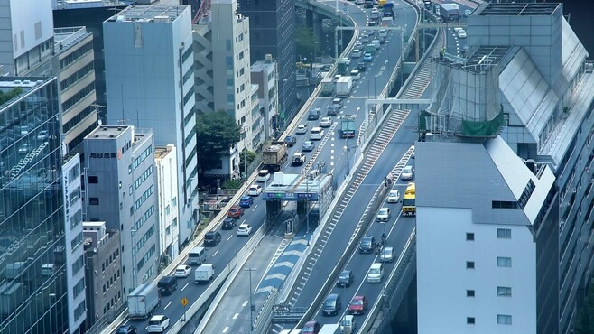 都市高速道路の渋滞は、「渡り線」で解消するか