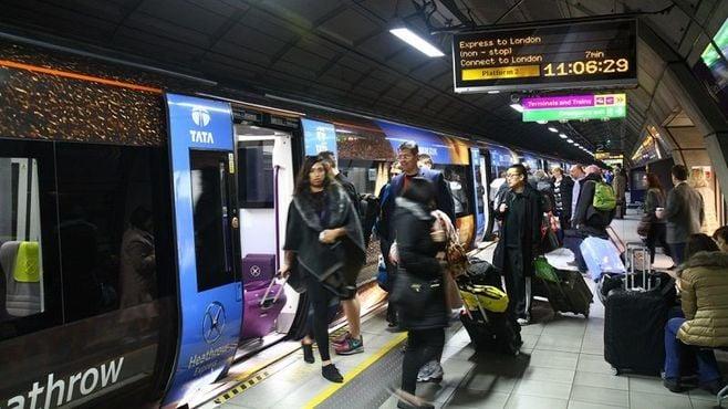 「東京vsロンドン」空港鉄道はどちらが便利?