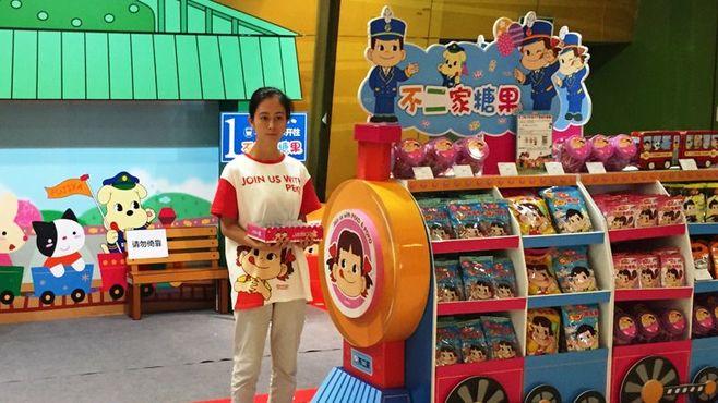 不二家のキャンディが中国市場で売れる理由