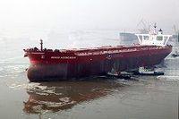 新日鉄の大分製鉄所で過去最大の鉱石船受け入れ、港湾インフラの潜在力を確認