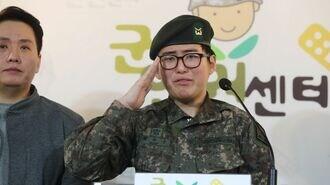 韓国軍で発生、「性転換者」は軍人になれるのか