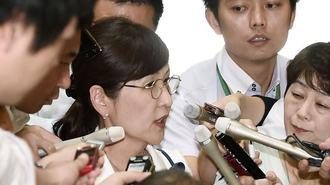 安倍首相は秘蔵っ子の稲田防衛相を斬れるか