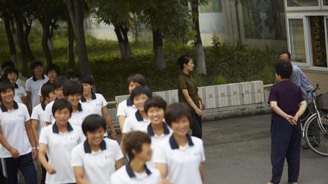 北朝鮮人が「ミニスカ」を履くと何が起こるか