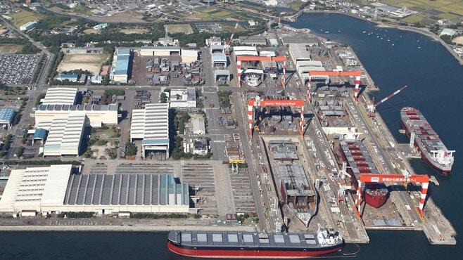 造船「国内首位&2位連合」でも遠い中韓の背中