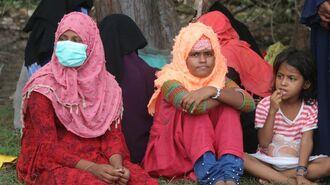 ロヒンギャ113日海上漂流に映る難民支援の困難