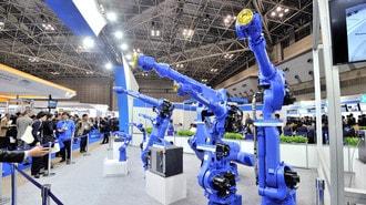 ロボット需要減速?安川電機が再び下方修正