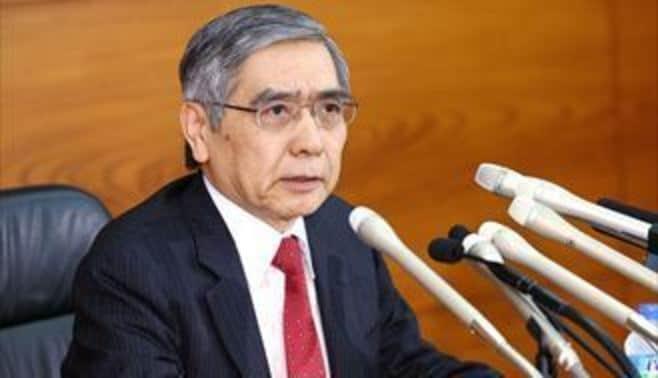 黒田総裁もクギを刺した、財政規律の緩み