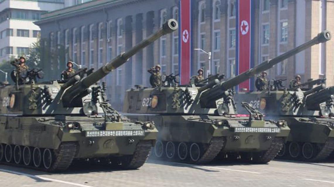北朝鮮の「通常兵器」はどこまで進...