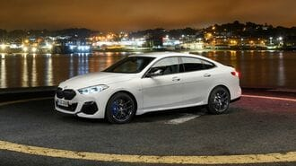 BMW「2シリーズグランクーペ」は何とも程良い