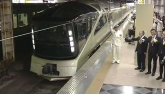 JR東が投入、「全席スイート寝台列車」大人気