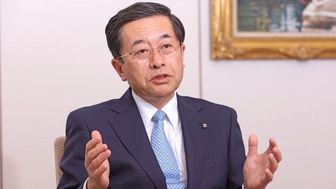 「保険は成長産業だ、日本市場もまだ伸びる」