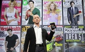 アマゾンは、メディアで稼げるか?   メディア業界