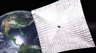 宇宙船実現のカギを握るのは「帆」だった