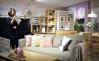 ニトリが新宿駅近くに店舗を開設したワケ