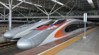 香港と中国本土を結ぶ「高速鉄道」期待と懸念
