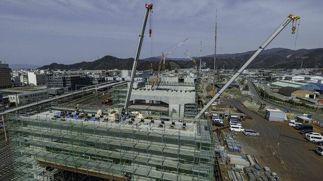 1年遅れ、北陸新幹線「敦賀延伸工事」最後の難局