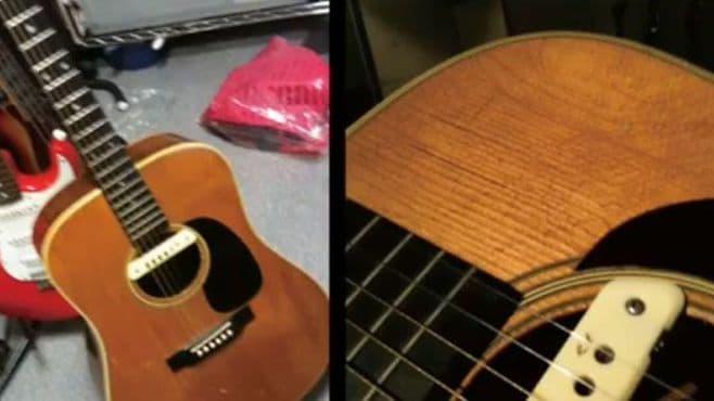 閉店の楽器店、客の楽器を勝手に質入れか