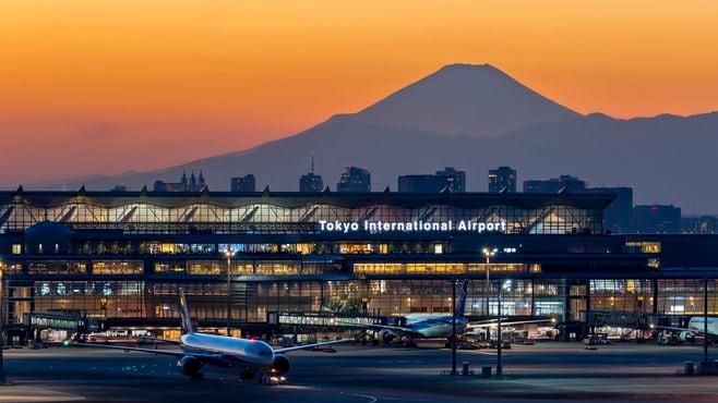 羽田で食べログの評価が高いターミナルは?