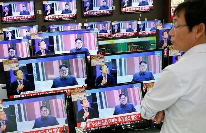 平和ボケ?韓国人は5度目の核実験に無関心