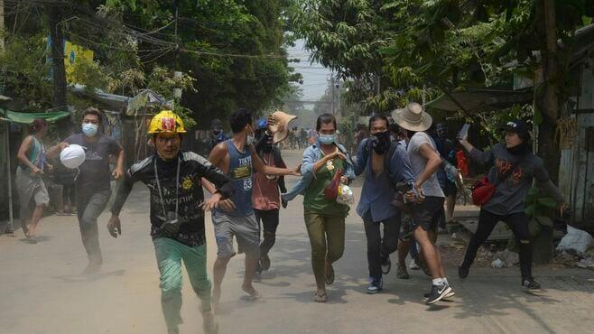 ミャンマー虐殺、日本政府の対応に広がる失望