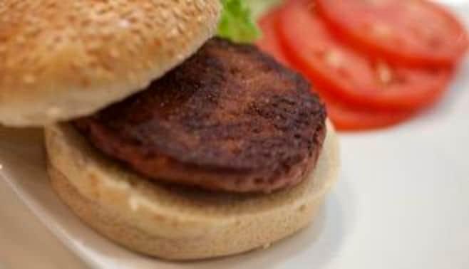 ヤバすぎる!「培養肉ハンバーグ」の衝撃