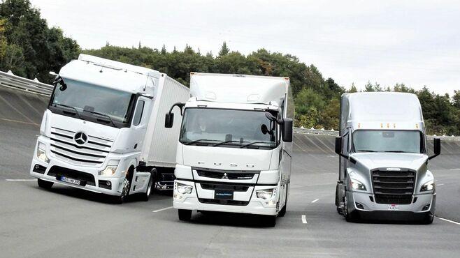 ダイムラートラックにみる自動運転の最新進化