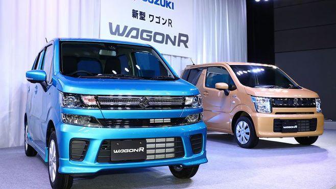 スズキ「新型ワゴンR」の高すぎる販売目標
