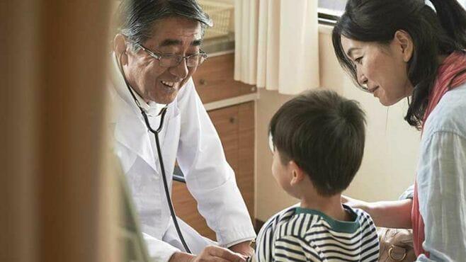 「小児科かかりつけ医制度」登録のメリットとは