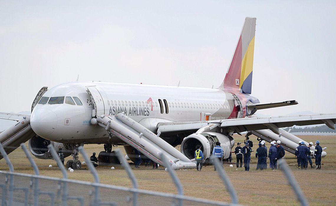 航空事故の画像