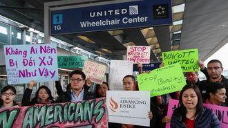 ユナイテッド航空、ヤバすぎ危機対応の顛末