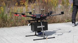 ゼンリン、世界初の「空の3次元マップ」を作る訳