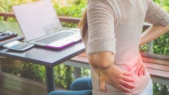 きつい腰痛改善に効く!「足と姿勢」の整え方