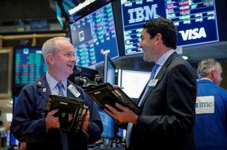 アメリカ株反発、S&P500は7営業日ぶり上昇