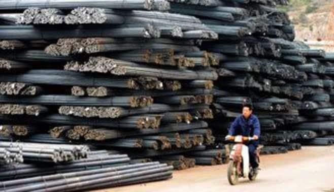 経済失速でも止まらない、中国鉄鋼増産の波紋
