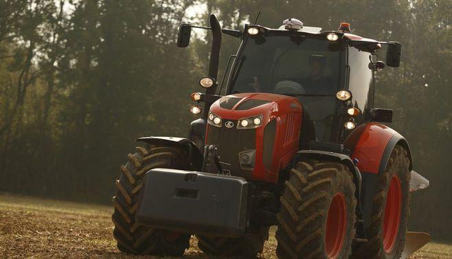 クボタ、大型農機で欧米市場に切り込む