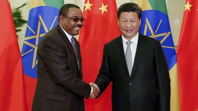 中国のアフリカ経済支援は「壮大な実験」だ
