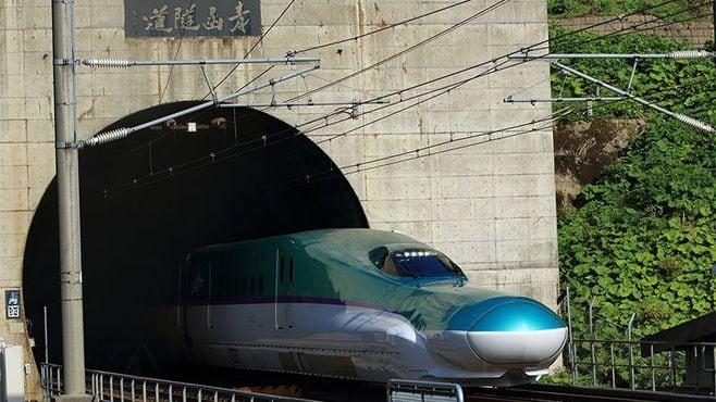「青函トンネル」線路保守は、こんなに大変だ