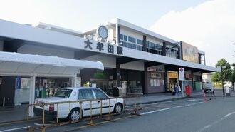 大牟田、「石炭と鉄道」で発展した街の栄枯盛衰