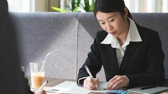 人気企業の「就活エントリーシート」傾向と対策
